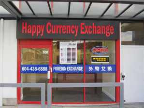 Rcg forex richmond bc